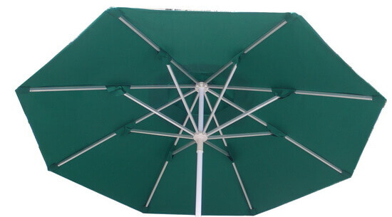 咖啡座雨傘