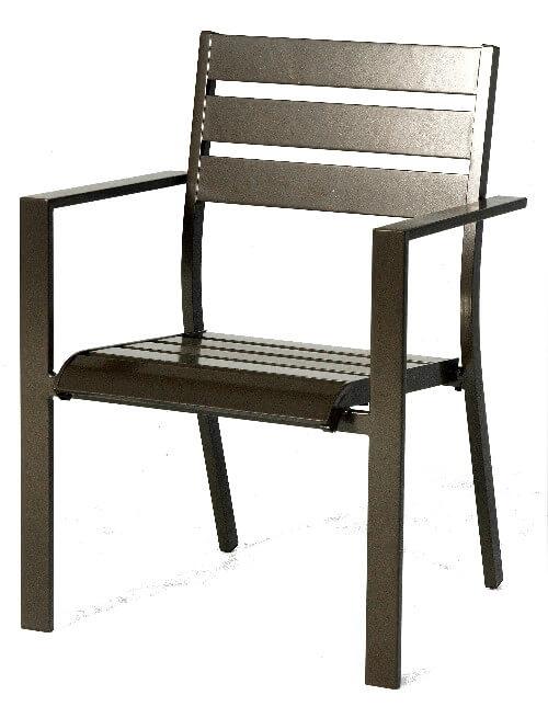鑄鐵休閒椅