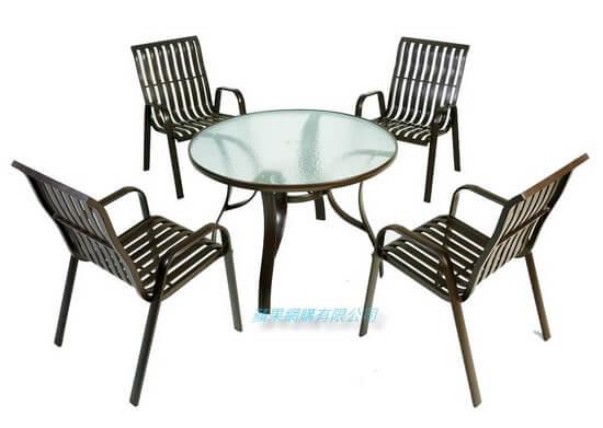 室外咖啡座椅