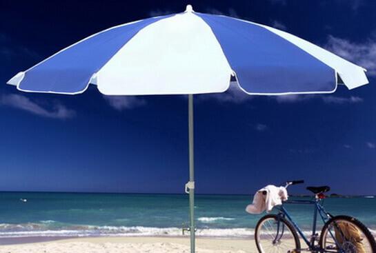海灘大陽傘