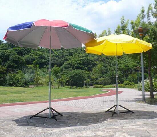 夜市大陽傘