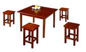 營業用餐桌
